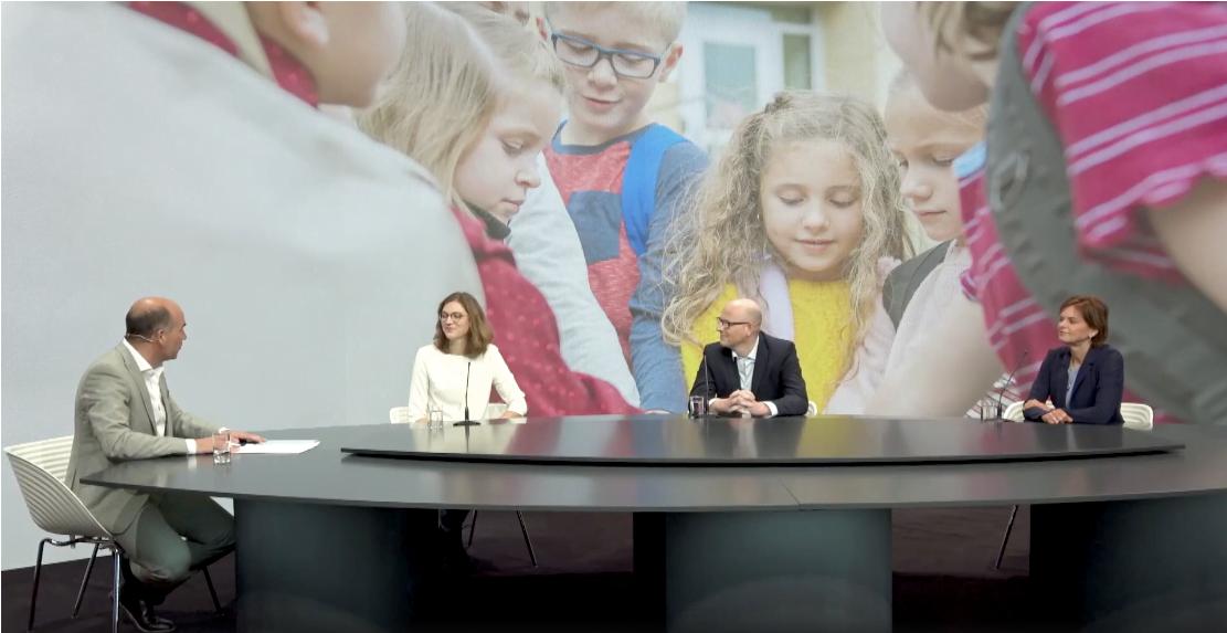 Online talkshow over de gezonde basisschool van de toekomst