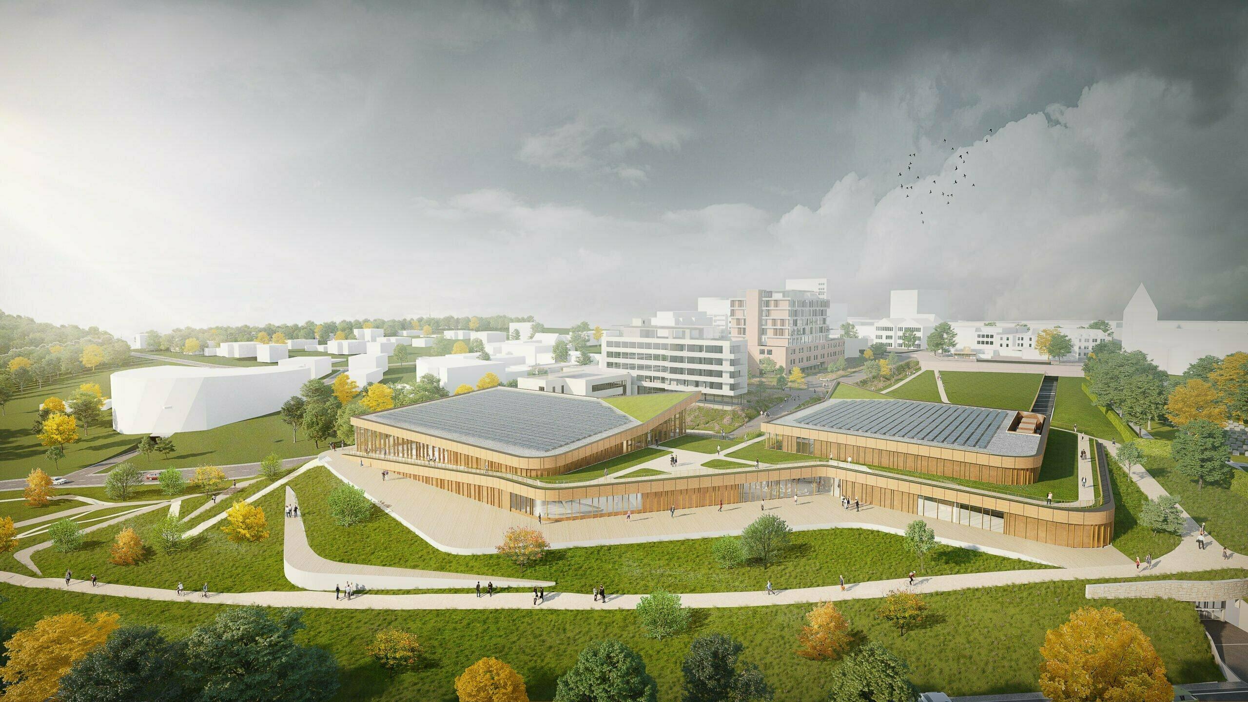 Vie, hèt kennis- en expertisecentrum op het gebied van gezondheid en vitaliteit voor de regio